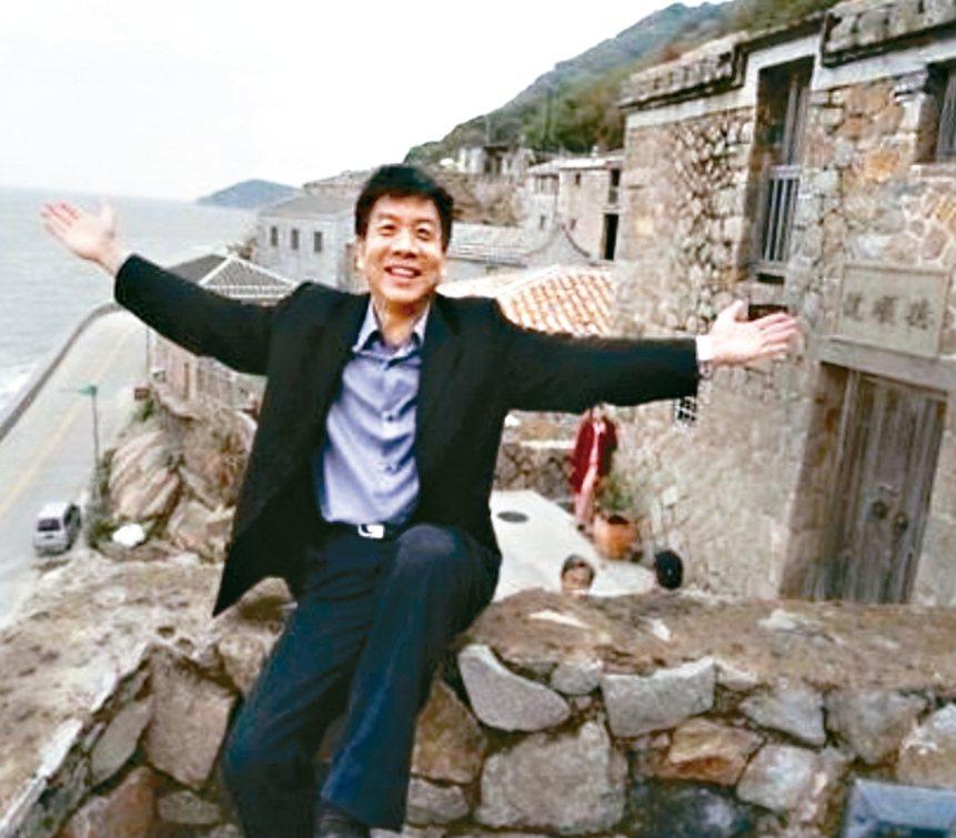 鳳鳴國小校長曾俊凱葬身火窟。 圖/新北市教育局提供