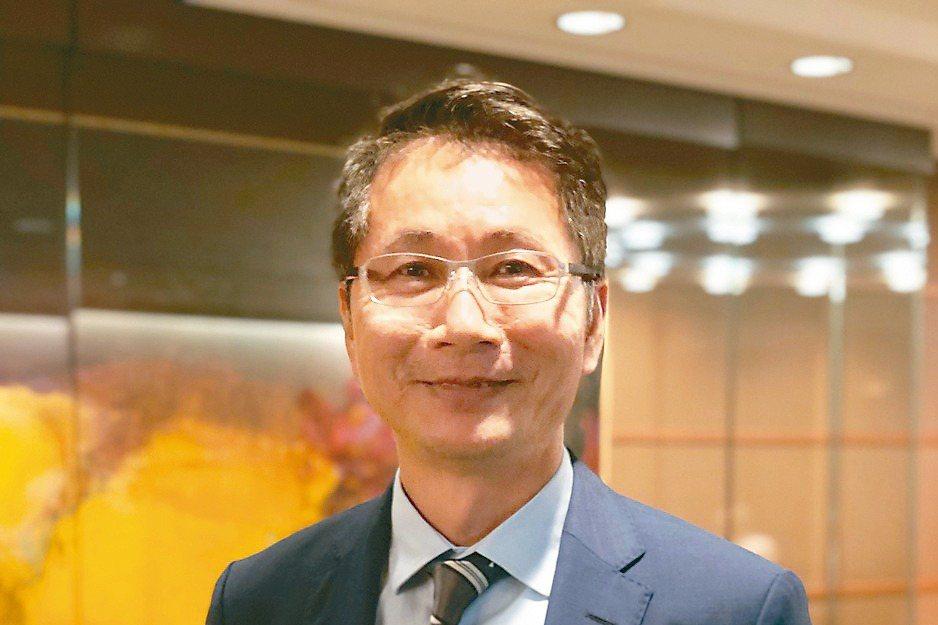邑錡董事長陳世哲 報系資料照