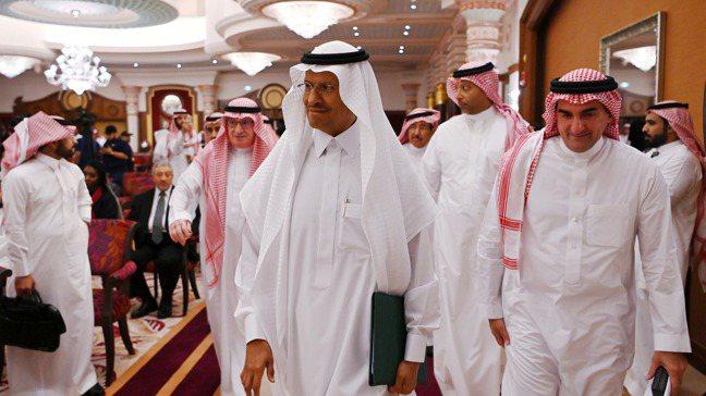 沙烏地阿拉伯能源部長沙爾曼親王。路透