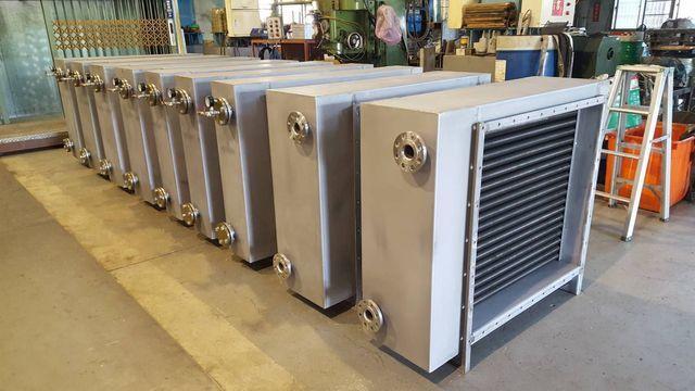啟碩推出新型高品級熱交換器(三)。 啟碩/提供
