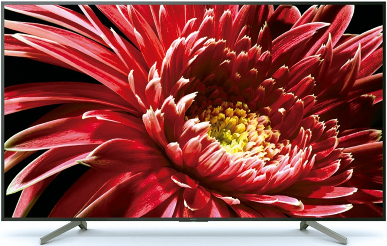 SONY 65型4K日製聯網LED電視。 圖/全國電子提供