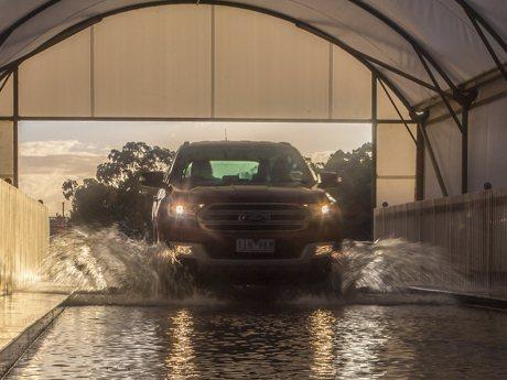 因應各種氣候及環境 Ford以嚴格測試為車主做好充足防護