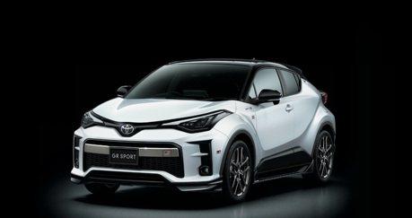 日本專屬!Toyota C-HR 推出GR Sport版本搶攻運動化市場