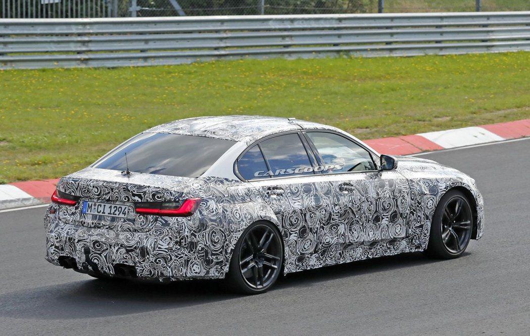 新世代BMW M3將搭載代號S58的3.0升直列六缸TwinPower雙渦輪增壓...