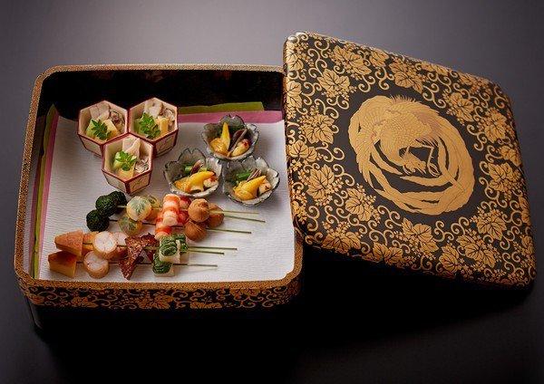 日本大阪餐廳柏屋已經連續10年拿下三星榮耀。 圖/摘自柏屋官網