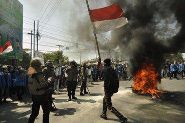 印尼反惡法大遊行:木已成舟的《肅貪會法》修正案