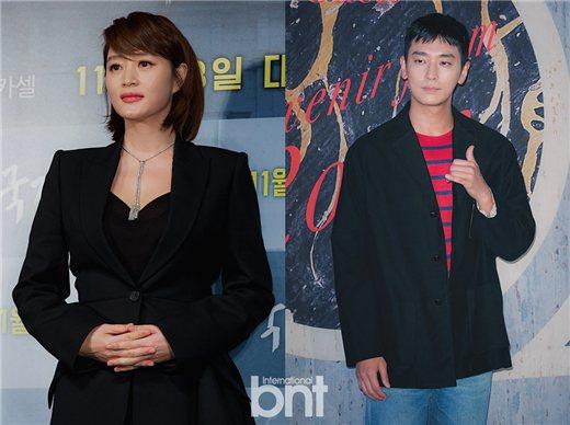 金惠秀、朱智勛確定主演《Hyena》。圖/bntnews提供