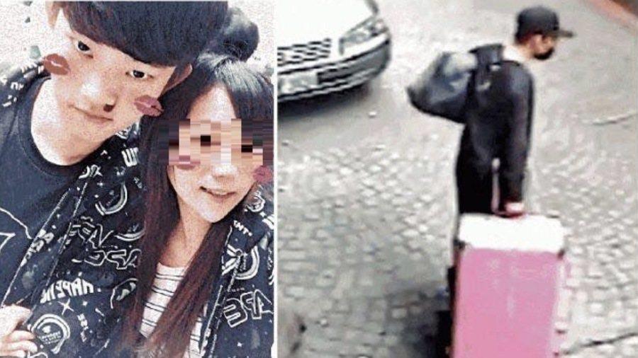箱屍命案嫌犯陳同佳將於23日香港另案刑滿出獄,出獄後的動向備受關注。(photo...