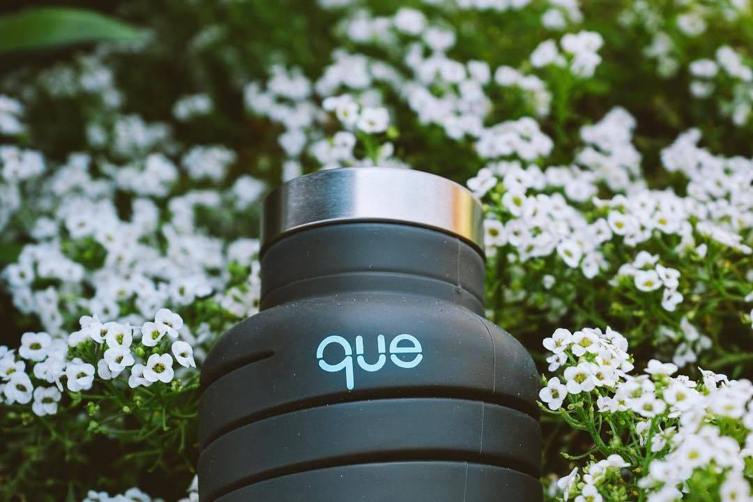 天然可分解環保矽膠水瓶 快速伸縮放大空間