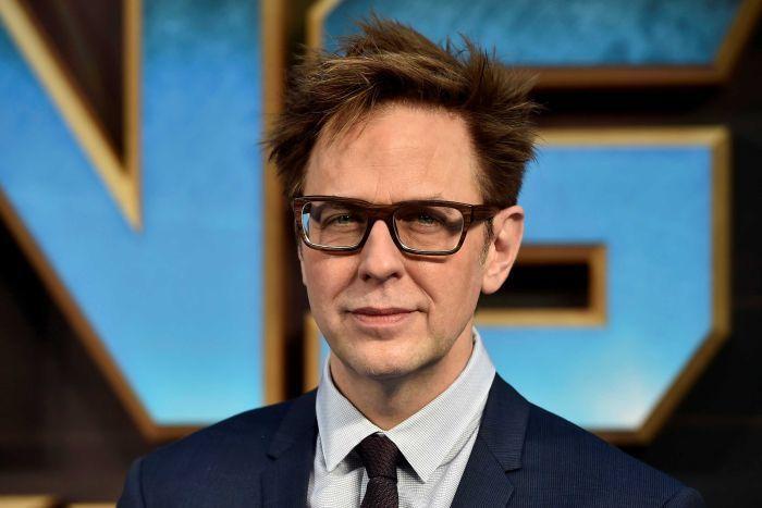 「星際異攻隊」導演詹姆斯岡恩再三反擊名導對漫威影片的批評。圖/路透資料照片
