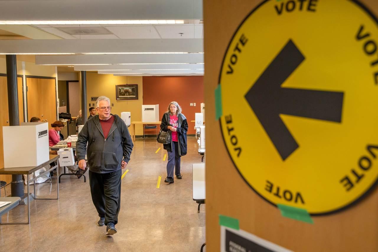 加拿大21日舉行大選,紐芬蘭-拉布拉多省投票站已率先關閉。由於加拿大有六個時區,...