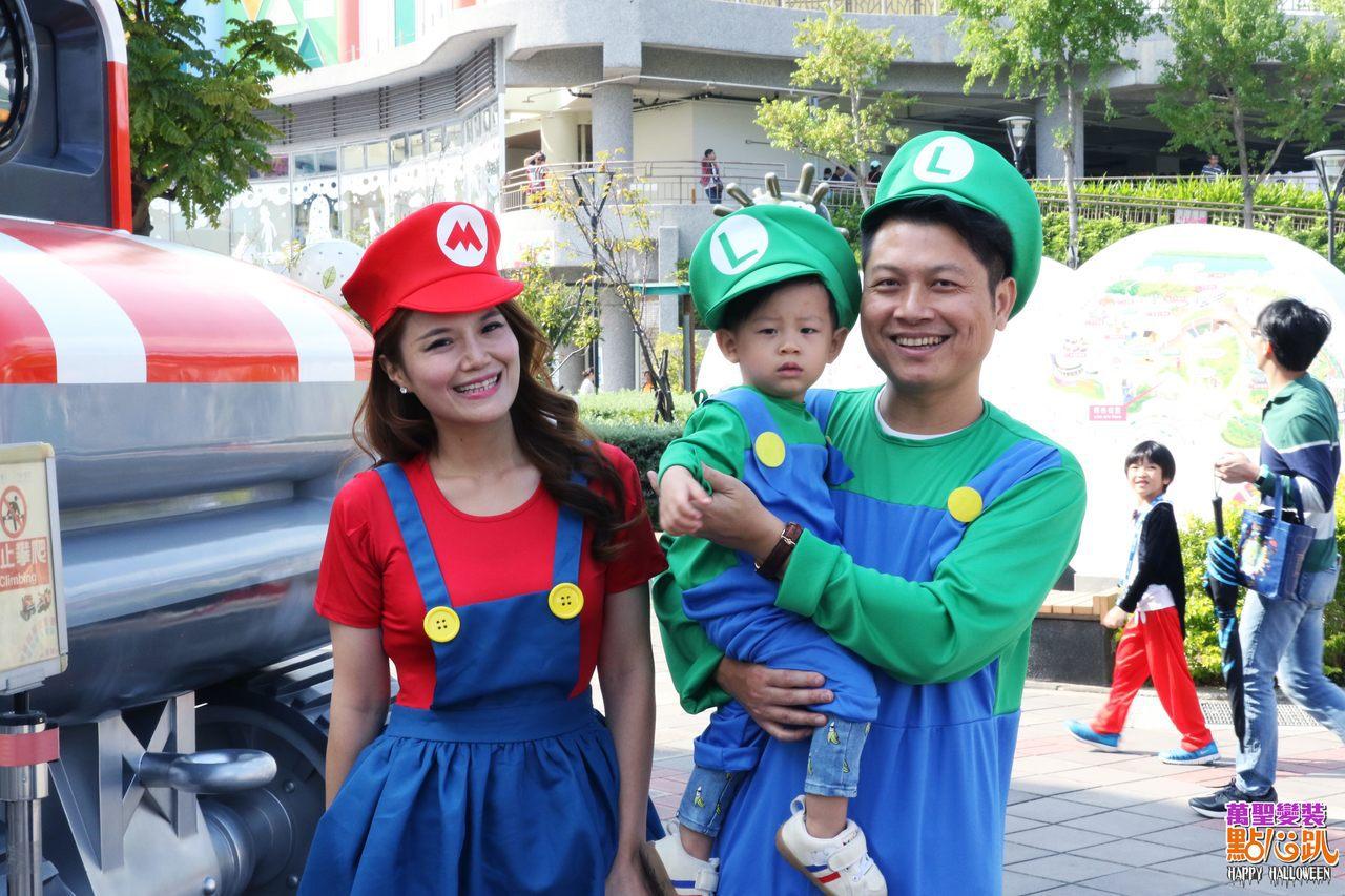 10月26日至31日,遊客身上只要穿有萬聖節元素飾品或裝扮,就可免費進入兒童新樂...