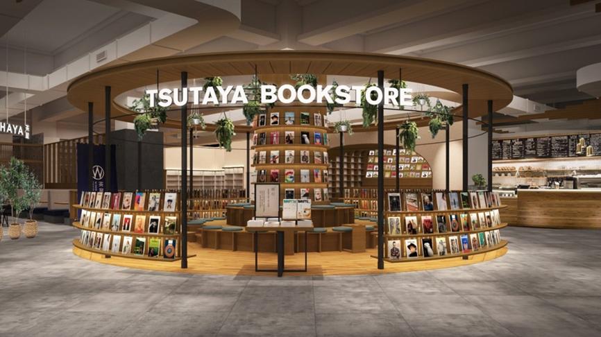 全台最大的TSUTAYA BOOKSTORE預計於2019年底進駐CITYLIN...