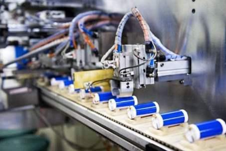 今年1月至8月大陸規模以上電池製造企業營收人民幣4,909.1億元,年增13.5...