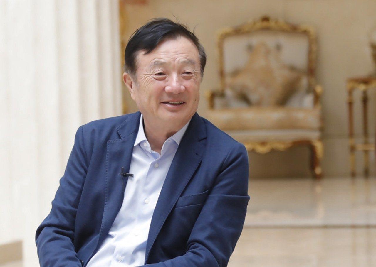 華為創始人、總裁任正非日前接受美國CNBC採訪表示,華為自主研發的鴻蒙將來不會替...