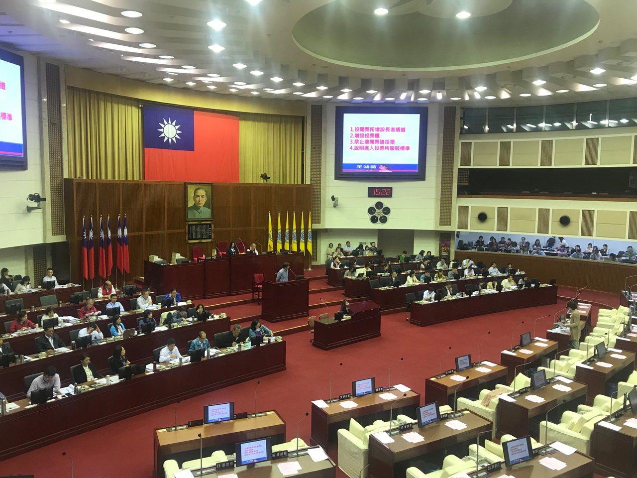 台北市議會。記者楊正海/攝影