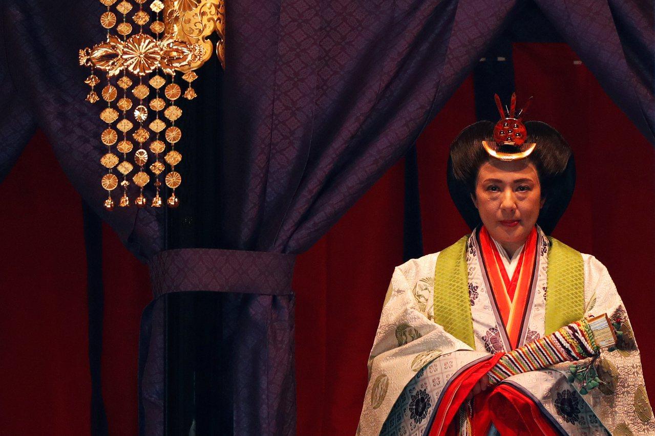 西方媒體關注日皇德仁22日的登基大典中,皇后雅子是否被禁止出席。紐約時報報導中指...
