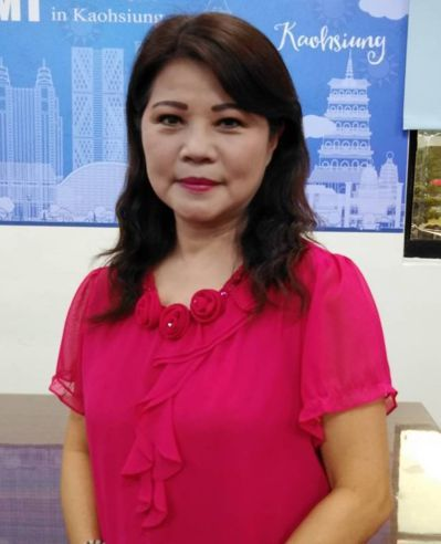 高雄市議員陳玫娟促政府修改就業服務法,讓法規更合理化。記者楊濡嘉/攝影