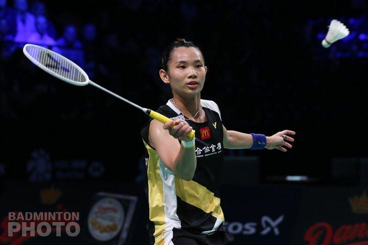 戴資穎。圖/Badminton Photo提供(資料照)
