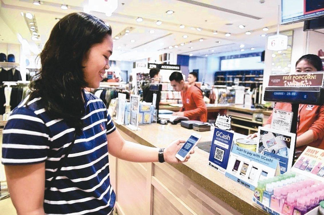 中國人民銀行發布報告稱,大陸成年人近九成擁有活躍賬戶,超八成使用電子支付。 (新...