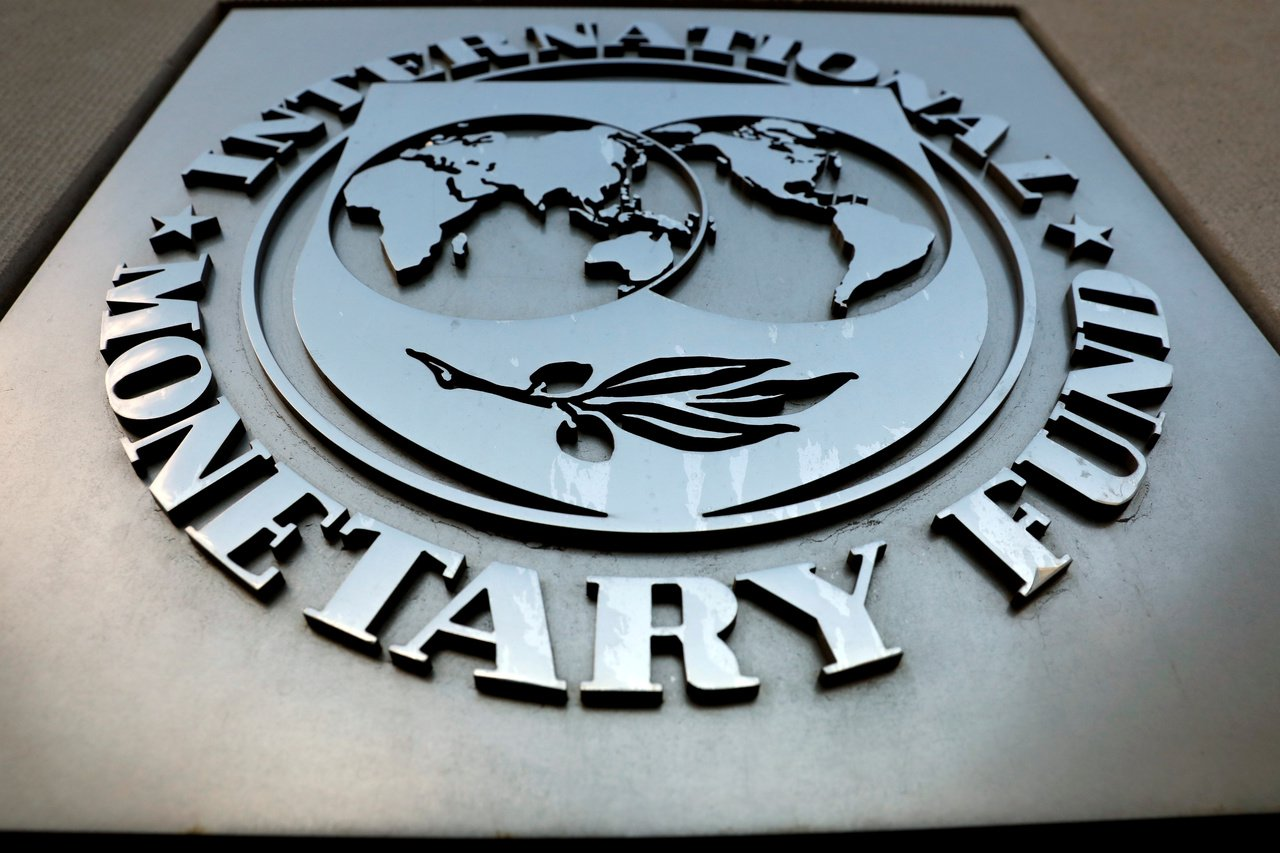 IMF警告,台灣保險業近年大舉投資美元計價公司債,若美國利率繼續調降或新台幣走升...
