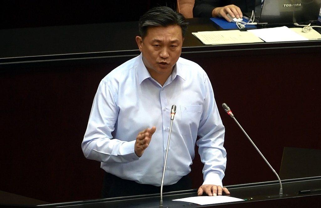 民進黨立委王定宇。 聯合報系資料照片/記者杜建重攝影