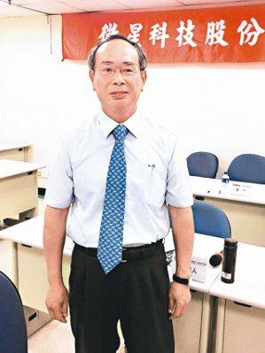 微星董事長徐祥 (本報系資料庫)