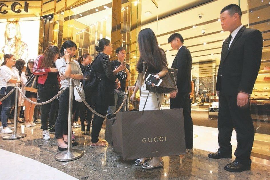 中國消費類股,今年表現優異。 (本報系資料庫)