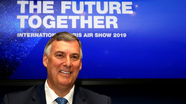 波音最新危機,商用飛機集團總裁暨執行長麥克亞萊斯特成為棄子。路透