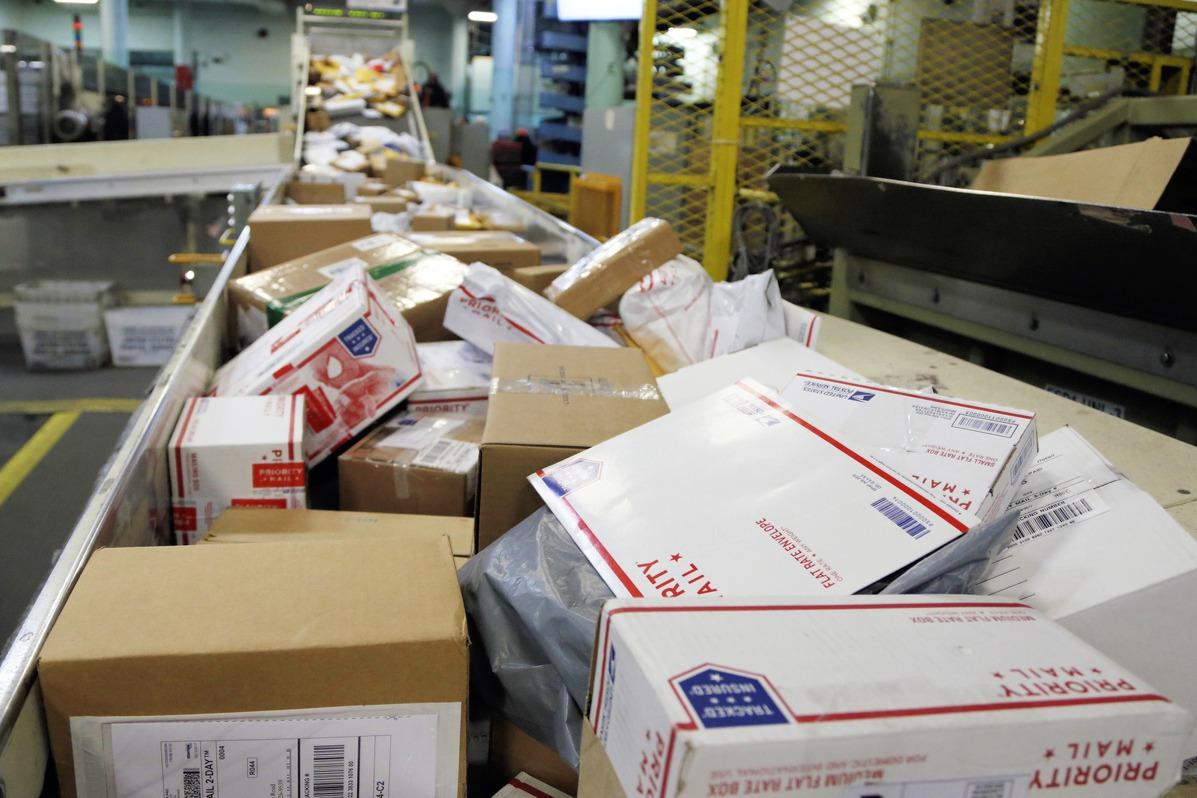 未阻外國菸寄來逃稅 紐約加州控郵政總局
