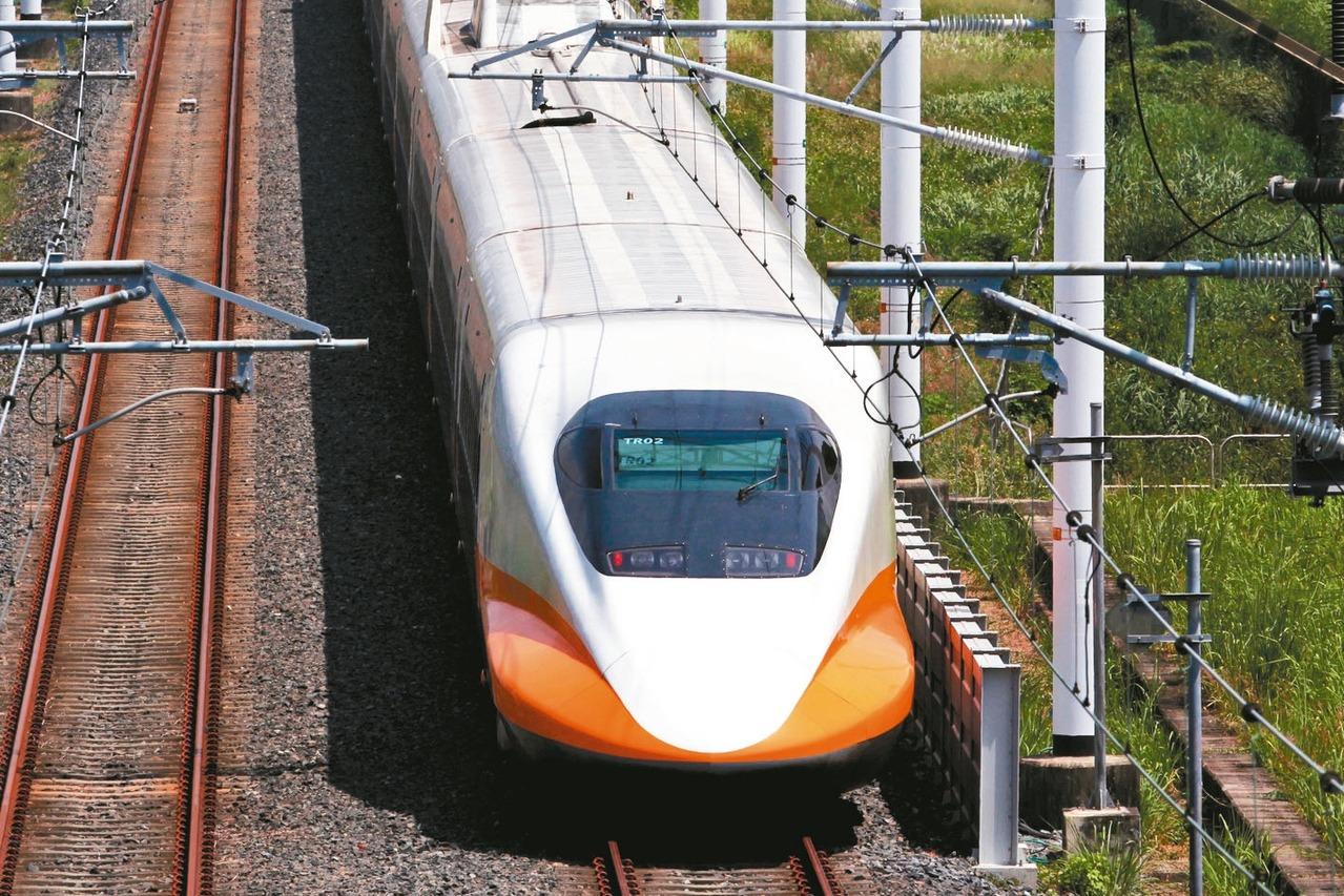 高鐵延伸屏東路路線拍板定案,已在11月中送行政院。 圖/聯合報系資料照片