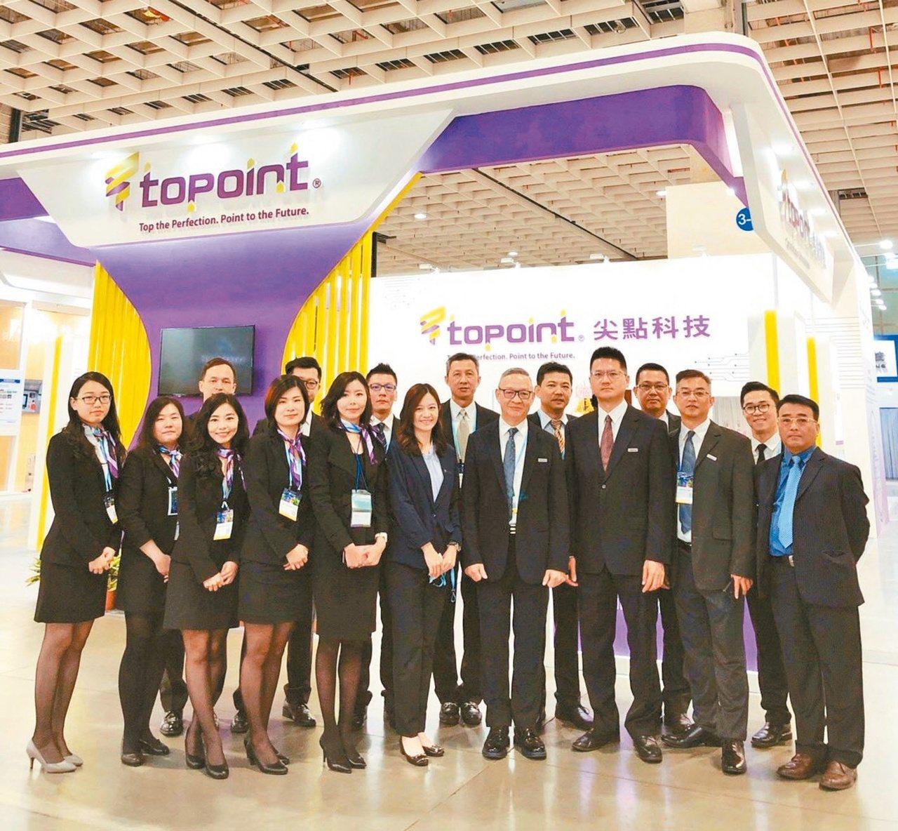 PCB鑽針廠尖點科技參加2019 TPCA Show台灣電路板國際展覽會,展出以...