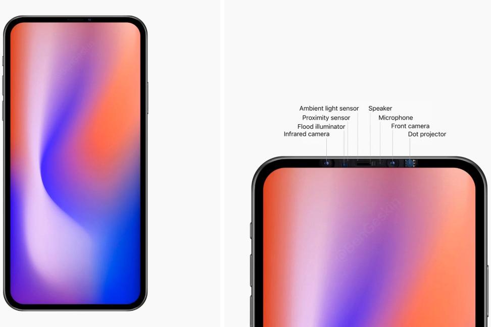 蘋果傳測試新款iPhone 縮小瀏海、改天線材質