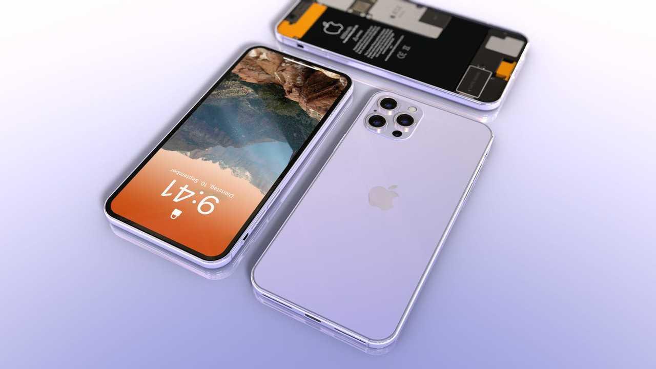 德國設計師預測新一代iPhone 12 Pro Max將會出現四鏡頭、無瀏海的設...
