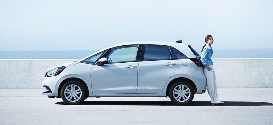 第四代Honda FIT今日於東京車展上正式發表。 摘自Honda