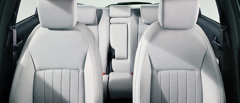 第四代Honda FIT座椅舒適度有所提升。 摘自Honda