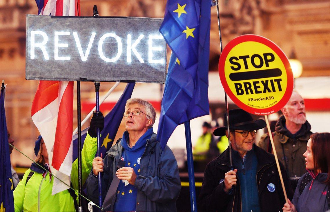 就算強生版脫歐已獲背書,但國會的封鎖立法,仍讓英國「幾乎不可能」於10月31日如...