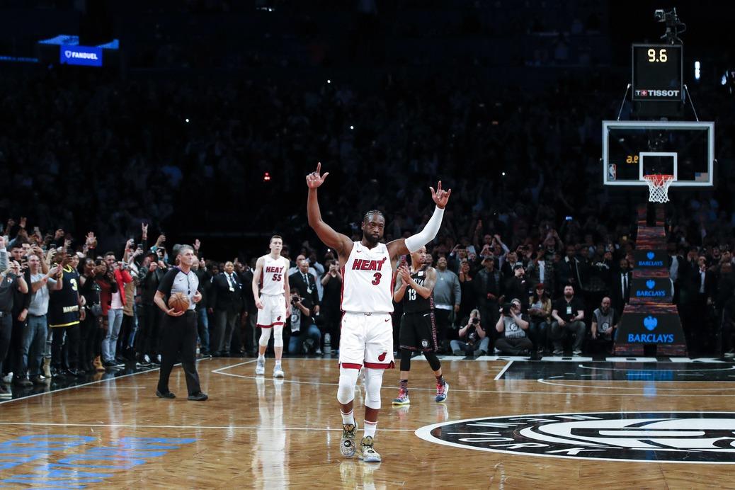 NBA/韋德加入華納媒體 轉戰TNT球評