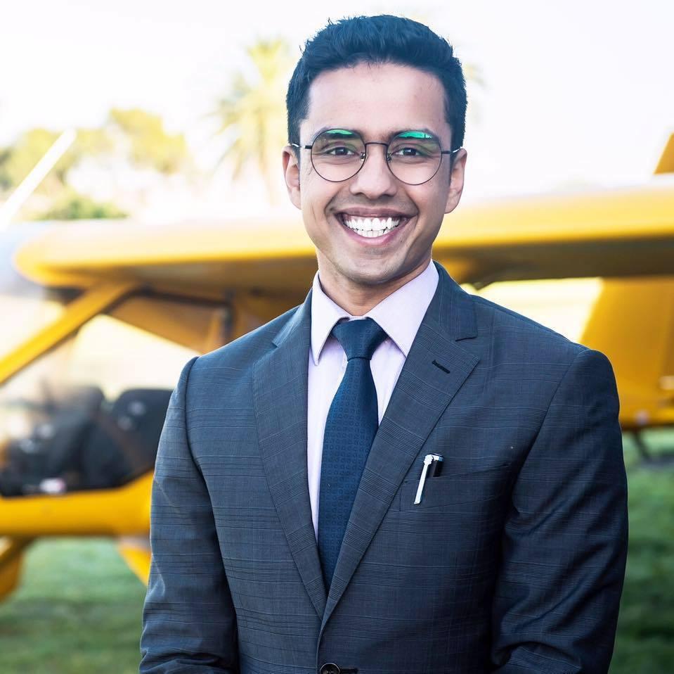 今年30歲的尼爾8年來持續努力,擠身進入澳大利亞青年富豪榜。圖擷自FB Neel...