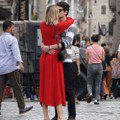 資優生超模Karlie Kloss與高富帥老公低調得很甜蜜!快來看她約會時都怎麼穿