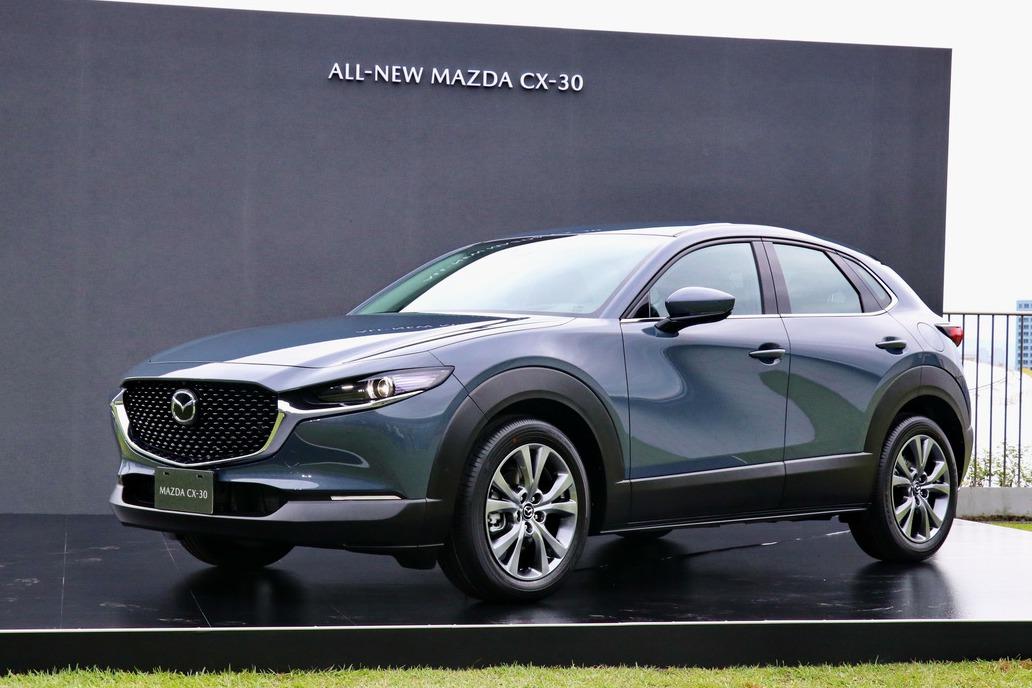Mazda CX-30正式上市 新車色「極境灰」首度亮相