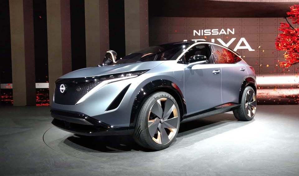 Nissan Ariya Concept。 記者張振群/攝影