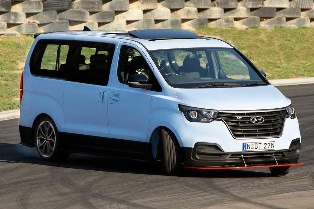 影/N Performance再推新作 Hyundai打造iMax N性能商旅讓你甩尾甩起來!
