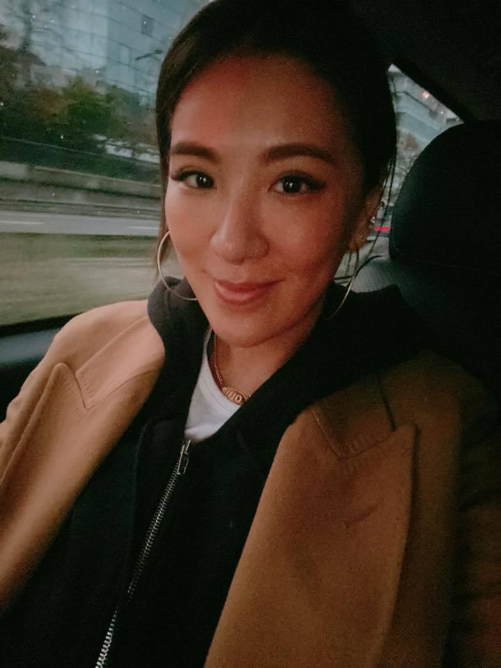 小禎目前在巴黎工作。圖/擷自臉書