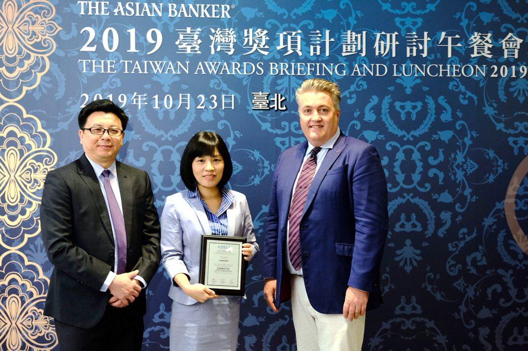 導入AI深度學習 理財成交率增近3倍 台新銀獲亞洲銀行家「臺灣最佳數據分析獎」。...