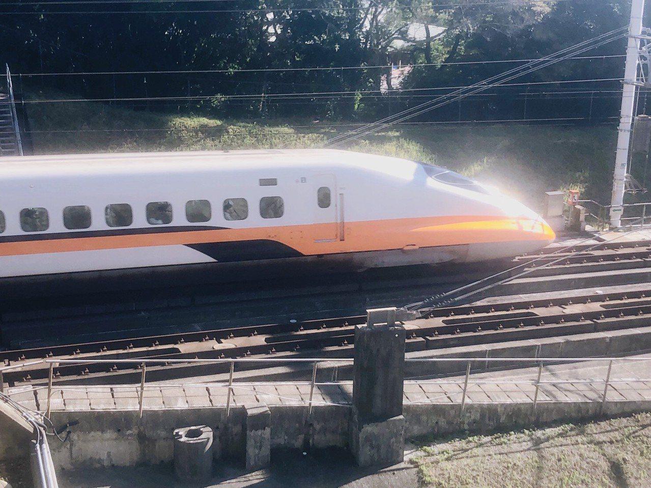對於高鐵延伸宜蘭有譜,立委蕭美琴表示支持。本報資料照片