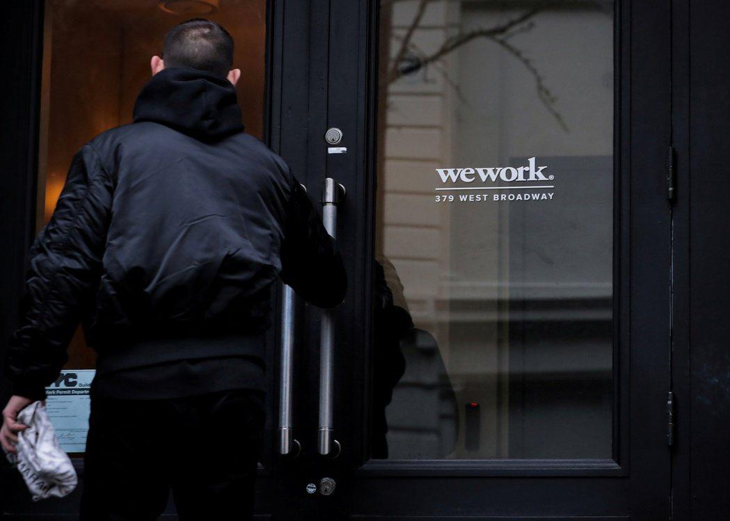 WeWork控股權易主,共同創辦人紐曼的時代落幕。 路透