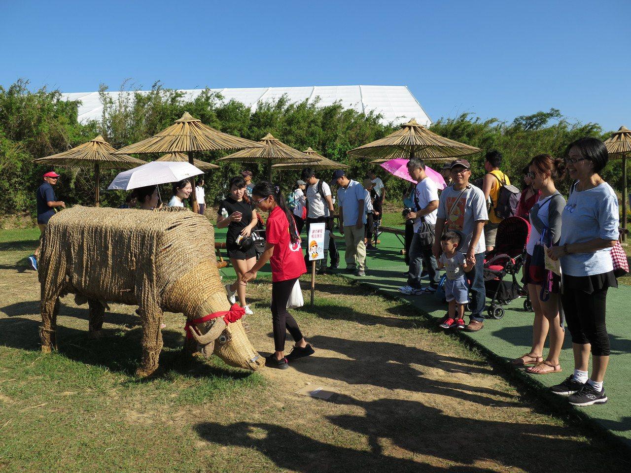 桃園農業博覽會登場將展至27日,即將落幕。記者張裕珍/攝影
