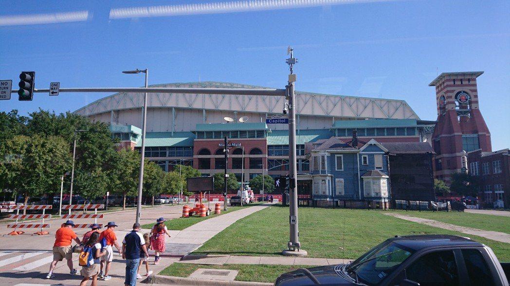 休士頓是美國德克薩斯州的第一大城,全美國第四大城。 記者黃淑惠/攝影