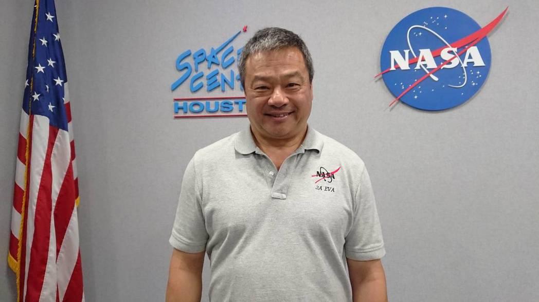 美國NASA前太空人焦立中博士是首位擔任國際太空站ISS(Internation...